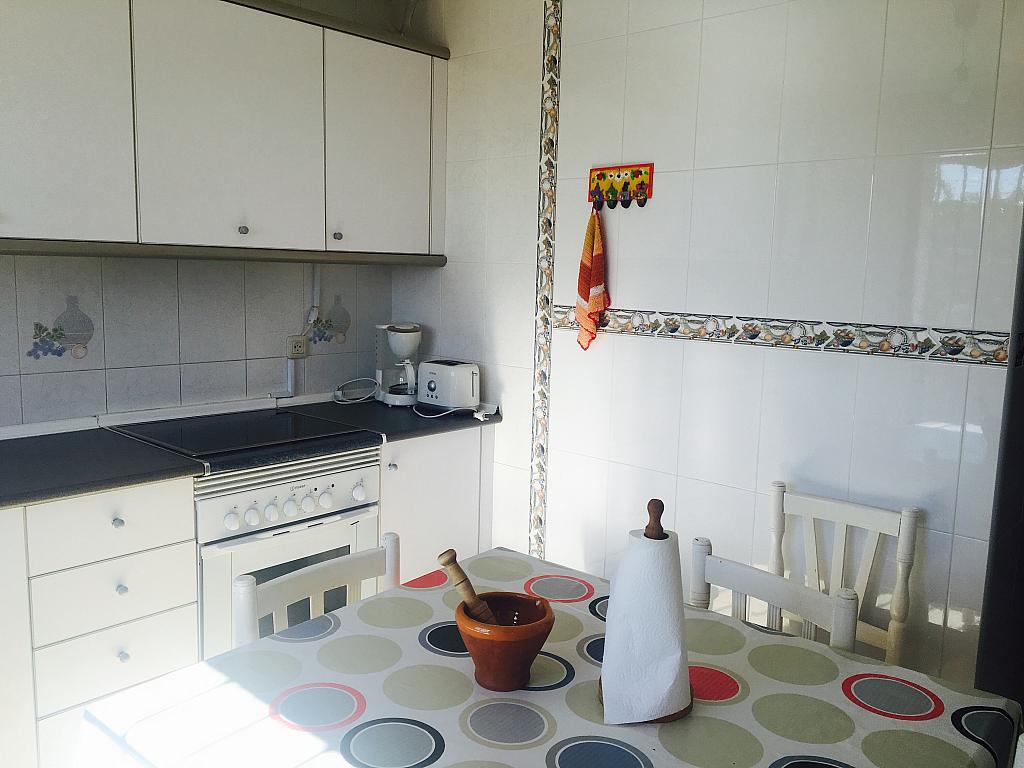 Cocina - Casa rural en alquiler en calle Cabo Cope, Águilas - 271122692