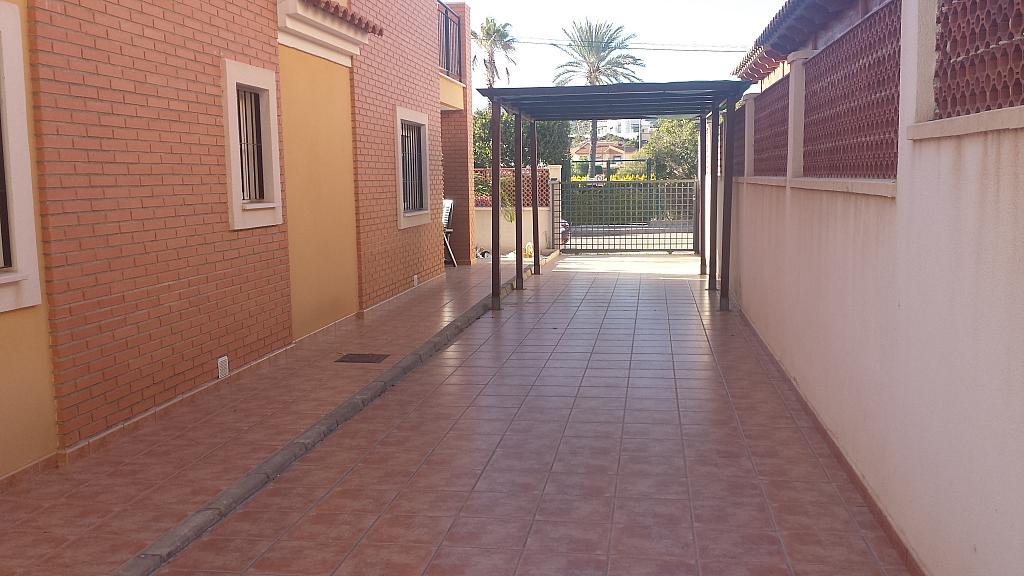 Porche - Dúplex en alquiler de temporada en calle Rio Segura, Águilas - 129170168