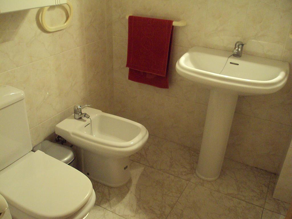 Baño - Dúplex en alquiler de temporada en calle Rio Segura, Águilas - 129170172