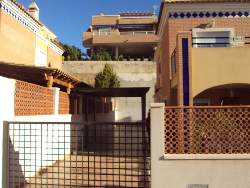 Fachada - Dúplex en alquiler de temporada en calle Rio Segura, Águilas - 129170202