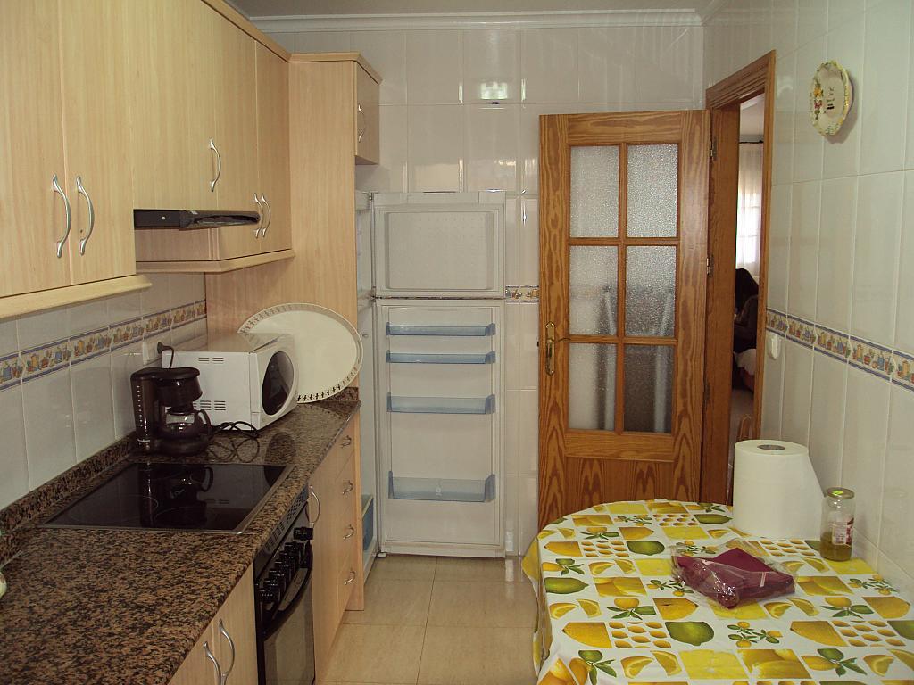 Cocina - Dúplex en alquiler de temporada en calle Rio Segura, Águilas - 129170252