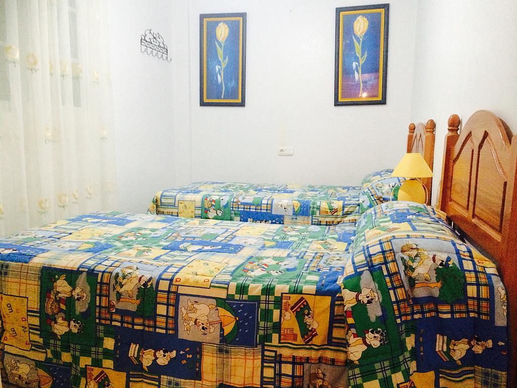 Dormitorio - Dúplex en alquiler de temporada en calle Rio Segura, Águilas - 184213913