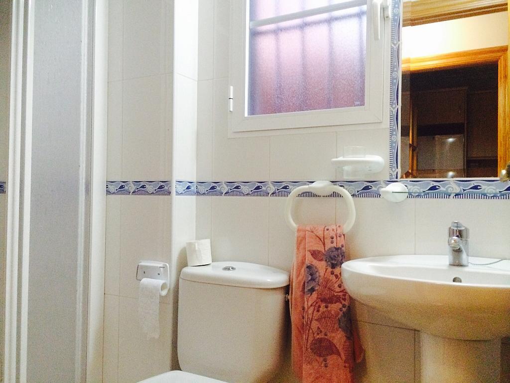 Baño - Dúplex en alquiler de temporada en calle Rio Segura, Águilas - 184213918