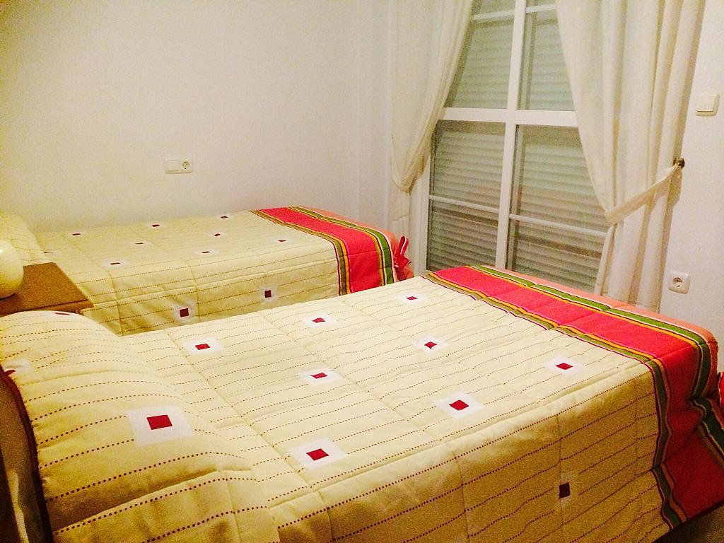 Dormitorio - Dúplex en alquiler de temporada en calle Rio Segura, Águilas - 184213920