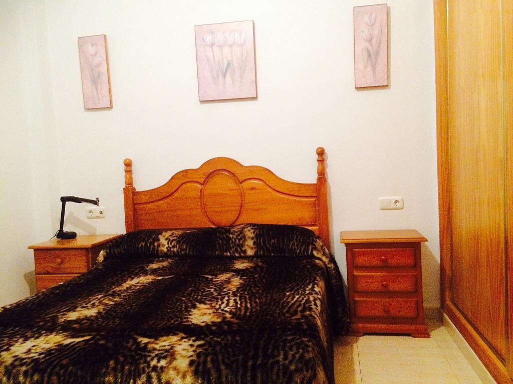 Dormitorio - Dúplex en alquiler de temporada en calle Rio Segura, Águilas - 184213926