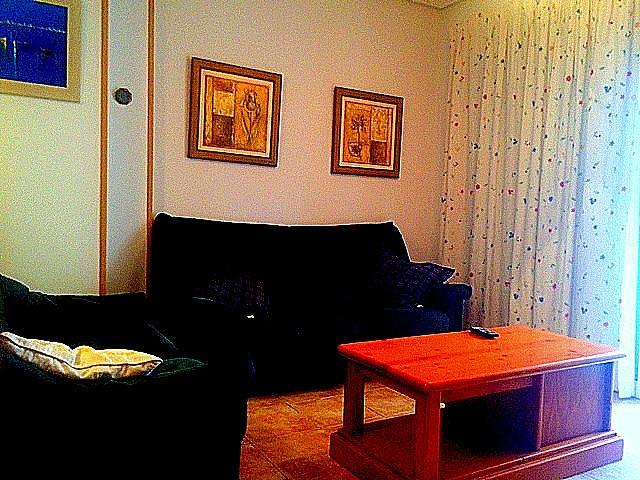 Comedor - Piso en alquiler en calle Alfonso Ortega Carmona, Águilas - 243693682