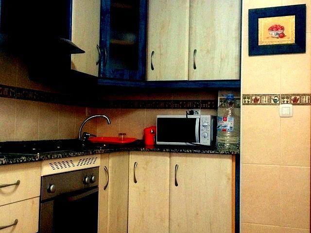 Cocina - Piso en alquiler en calle Alfonso Ortega Carmona, Águilas - 243693693