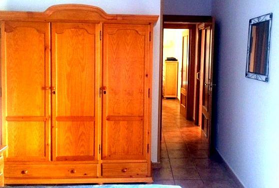 Dormitorio - Piso en alquiler en calle Alfonso Ortega Carmona, Águilas - 243693742