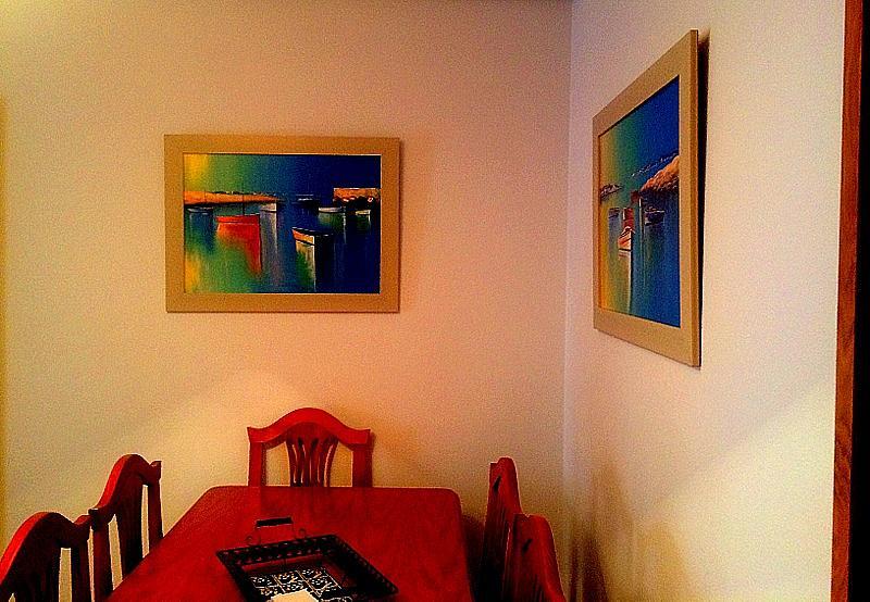 Comedor - Piso en alquiler en calle Alfonso Ortega Carmona, Águilas - 243693754