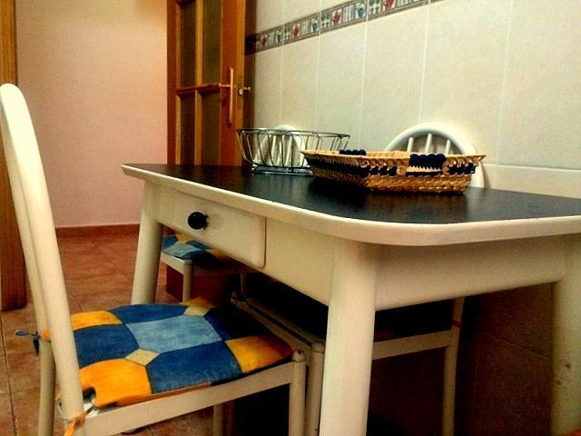 Cocina - Piso en alquiler en calle Alfonso Ortega Carmona, Águilas - 243693762