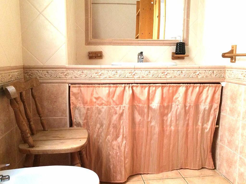 Baño - Piso en alquiler en plaza Antonio Cortijos, Águilas - 190477000
