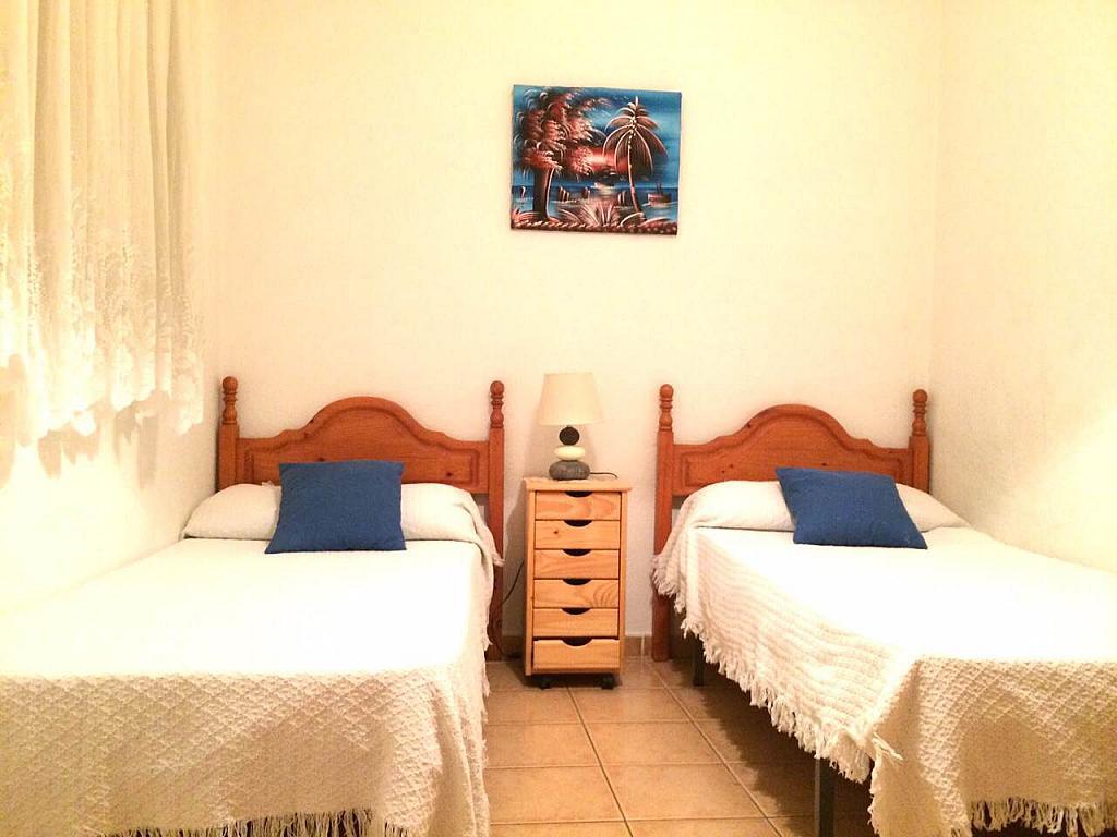 Dormitorio - Piso en alquiler en plaza Antonio Cortijos, Águilas - 190477013