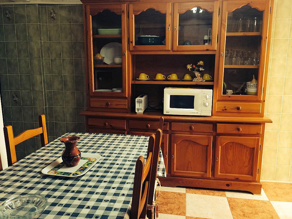 Comedor - Piso en alquiler de temporada en calle Mula Muñoz, Águilas - 145419111