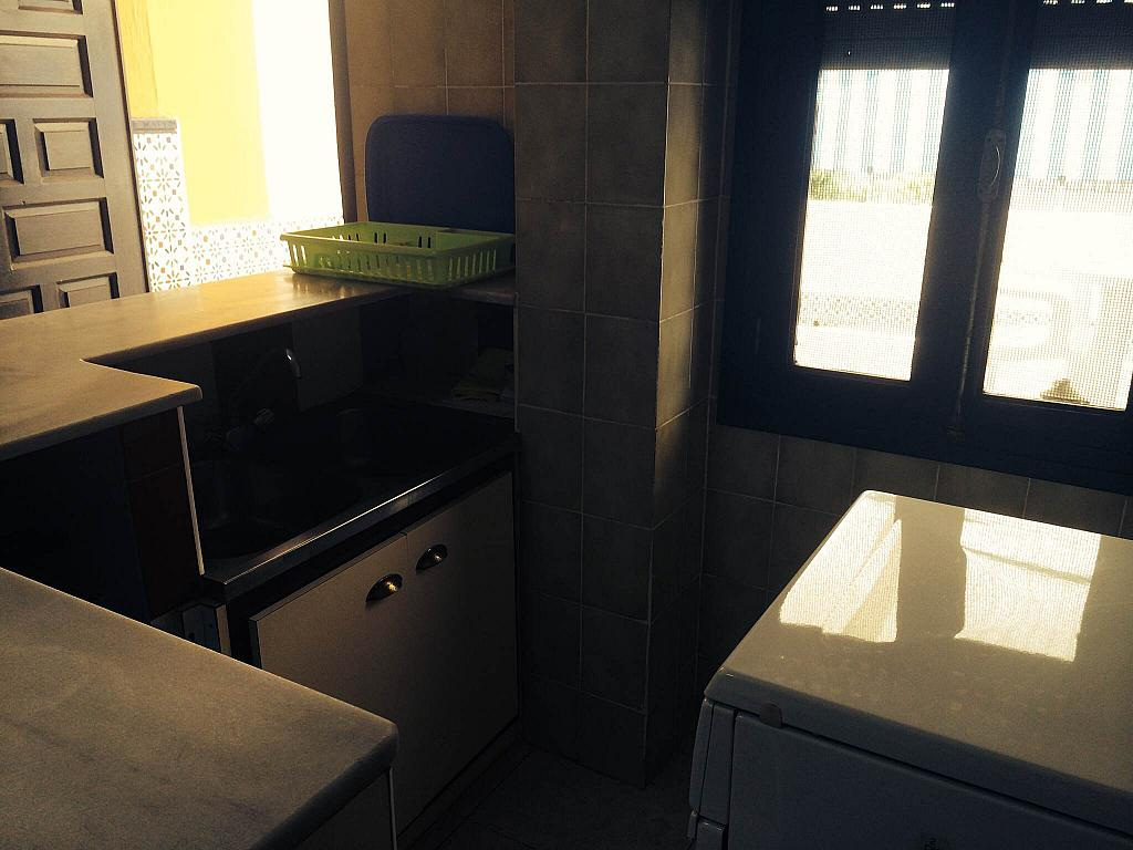 Cocina - Piso en alquiler de temporada en calle Mula Muñoz, Águilas - 145419113