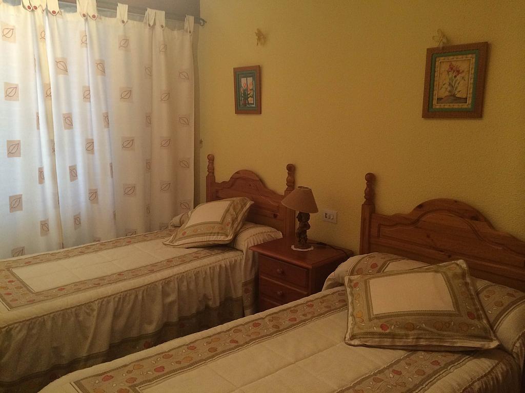 Dormitorio - Piso en alquiler en paseo Parra, Águilas - 157209057