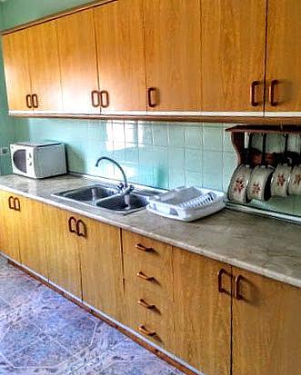 Cocina - Piso en alquiler de temporada en calle Virgen del Mar, Águilas - 260651311
