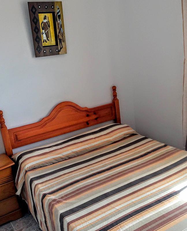 Dormitorio - Piso en alquiler de temporada en calle Virgen del Mar, Águilas - 260651318
