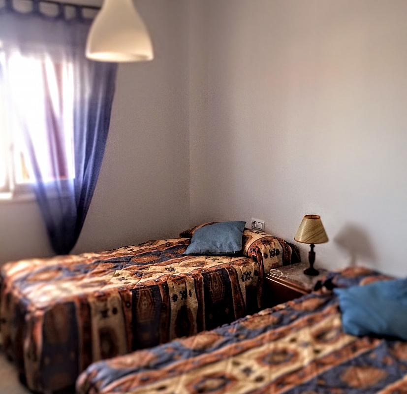 Dormitorio - Piso en alquiler de temporada en calle Virgen del Mar, Águilas - 260651321
