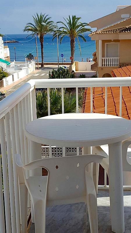 Vistas - Piso en alquiler de temporada en calle Virgen del Mar, Águilas - 280337340