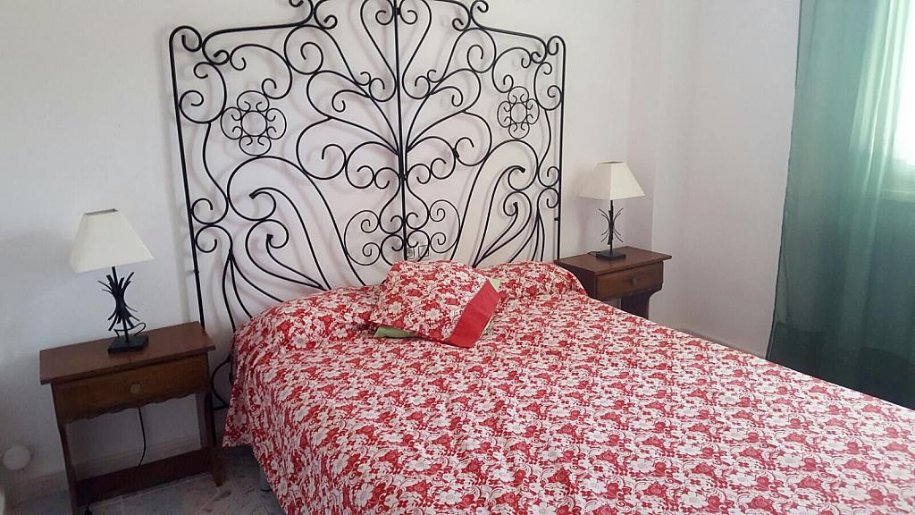 Dormitorio - Piso en alquiler de temporada en calle Virgen del Mar, Águilas - 280337346