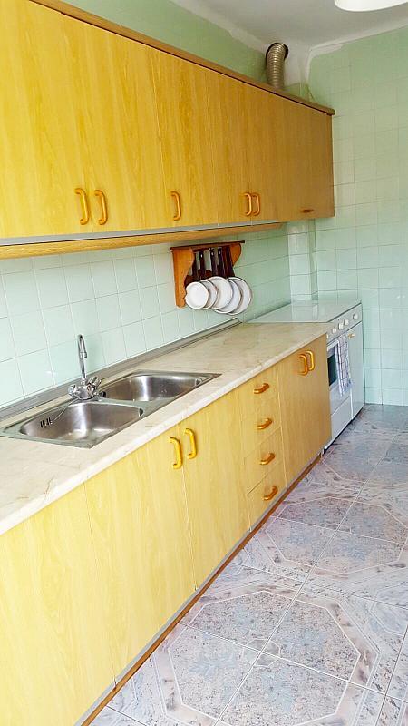 Cocina - Piso en alquiler de temporada en calle Virgen del Mar, Águilas - 280337350
