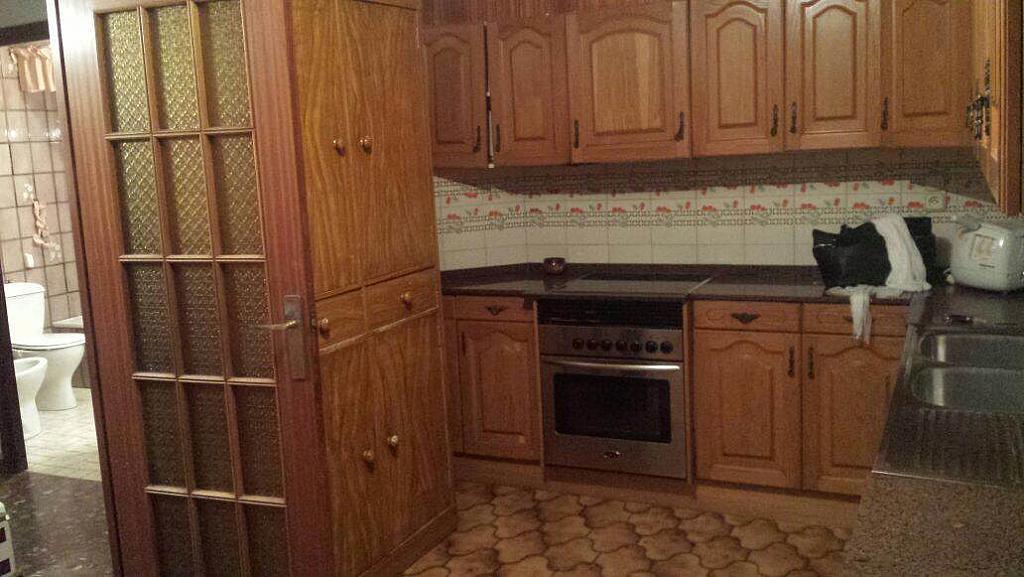 Cocina - Piso en alquiler en calle Rey Carlos III, Águilas - 162975035