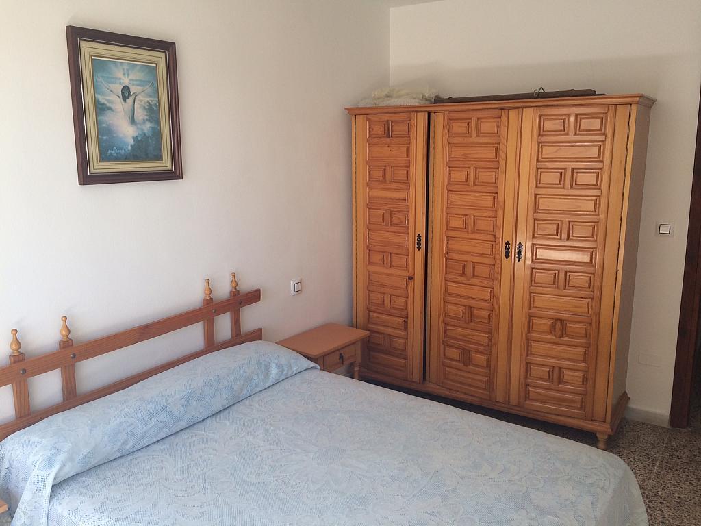 Dormitorio - Piso en alquiler en calle Iberia, Águilas - 189342727