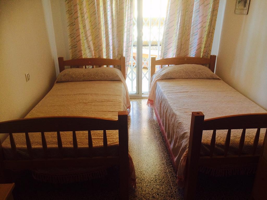 Dormitorio - Piso en alquiler en calle Iberia, Águilas - 189342730
