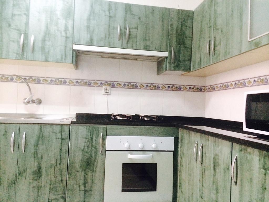 Cocina - Piso en alquiler en calle Iberia, Águilas - 189342732