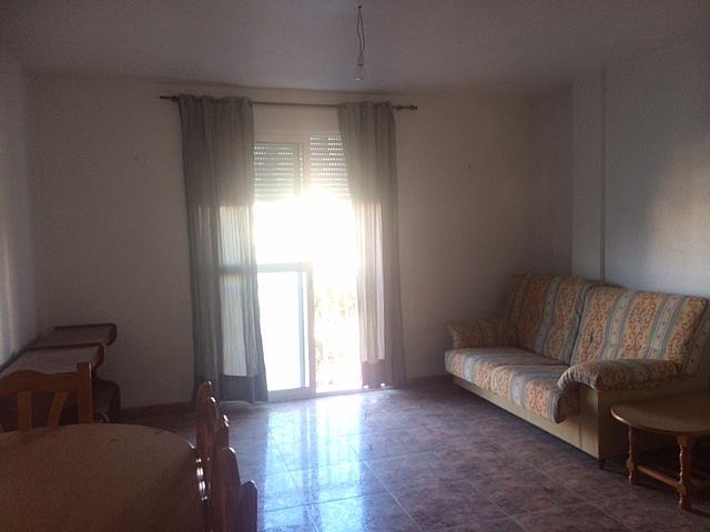Comedor - Apartamento en alquiler en calle Fuensanta, Águilas - 170061530