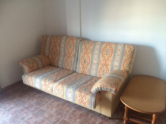 Comedor - Apartamento en alquiler en calle Fuensanta, Águilas - 170061538