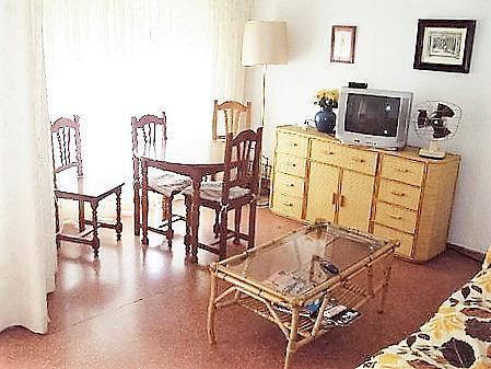 Comedor - Piso en alquiler en paseo Parra, Águilas - 300540942