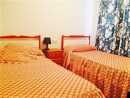 Dormitorio - Piso en alquiler en paseo Parra, Águilas - 300541114
