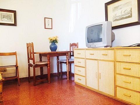 Comedor - Piso en alquiler en paseo Parra, Águilas - 300541121