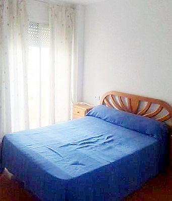 Dormitorio - Piso en alquiler en paseo Parra, Águilas - 300541123