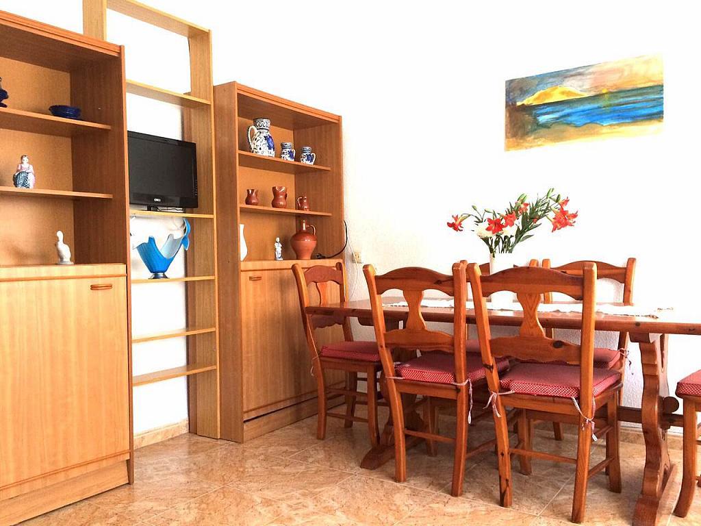 Comedor - Piso en alquiler de temporada en calle Centro, Águilas - 190477245