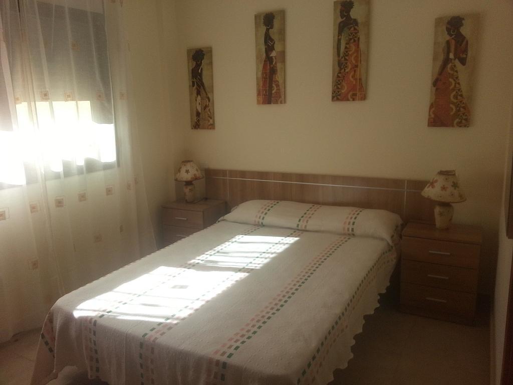 Dormitorio - Piso en alquiler en urbanización Villa Marina, Águilas - 179417494