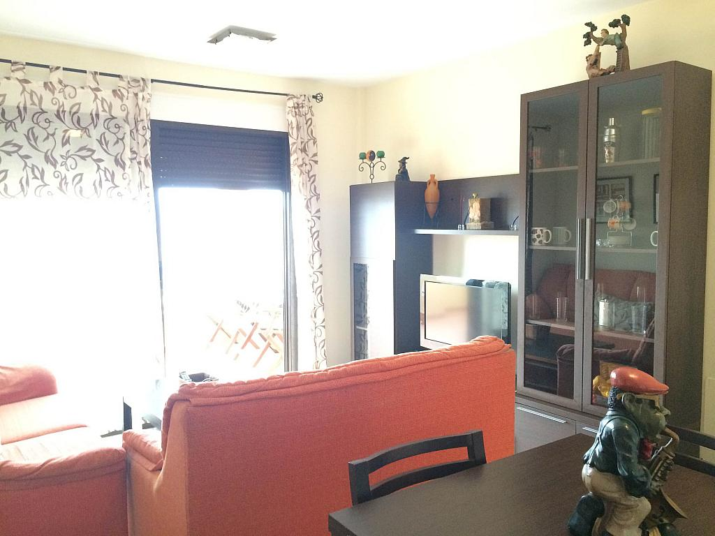 Comedor - Piso en alquiler en urbanización Villa Marina, Águilas - 203757445