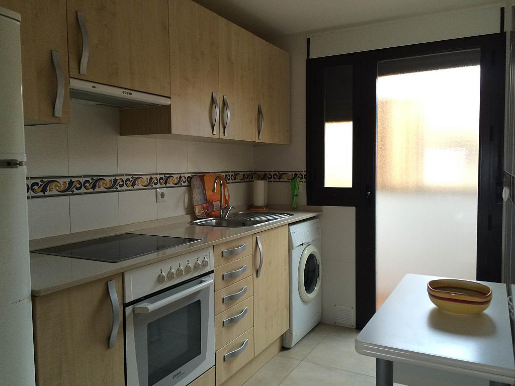 Cocina - Piso en alquiler en urbanización Villa Marina, Águilas - 203757447