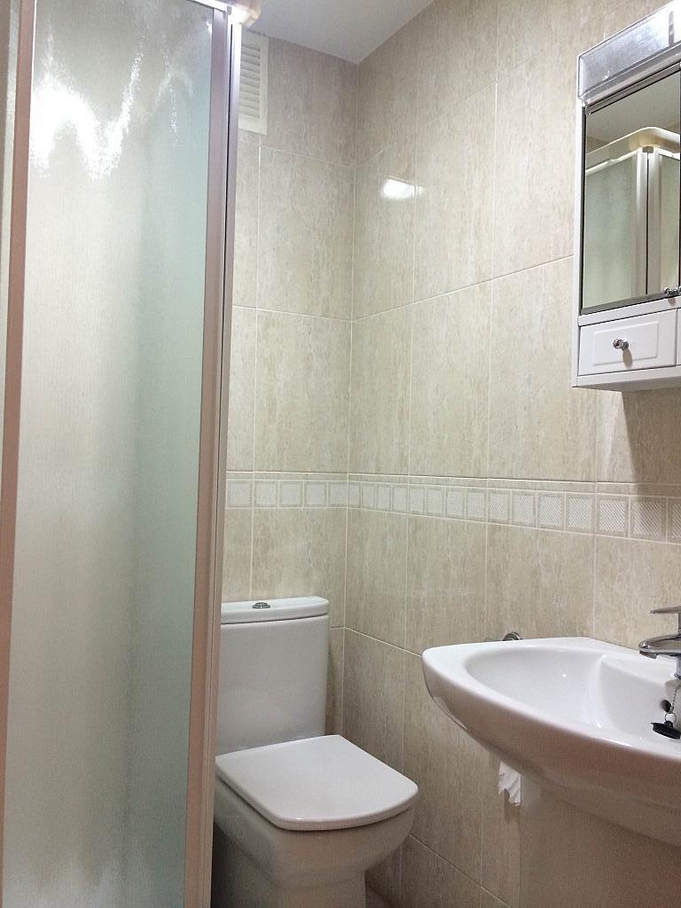 Baño - Piso en alquiler en urbanización Villa Marina, Águilas - 203757450