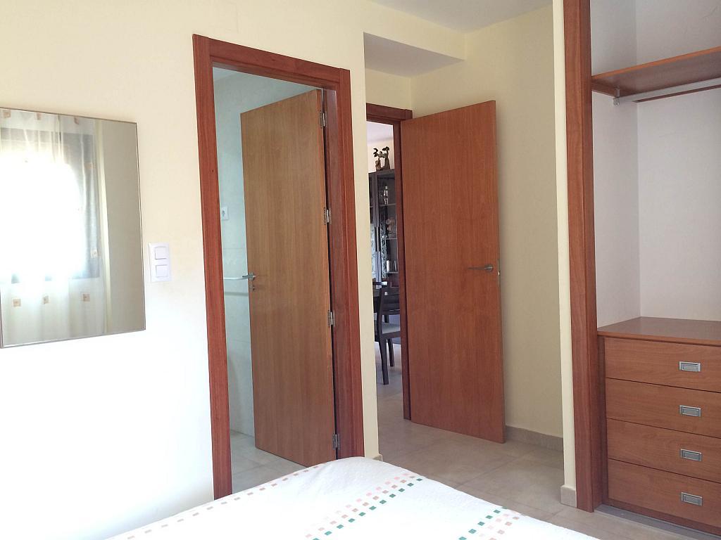 Dormitorio - Piso en alquiler en urbanización Villa Marina, Águilas - 203757453