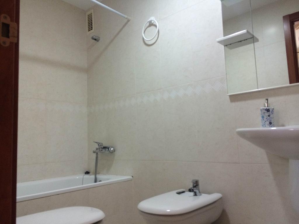 Baño - Piso en alquiler en urbanización Villa Marina, Águilas - 203757454