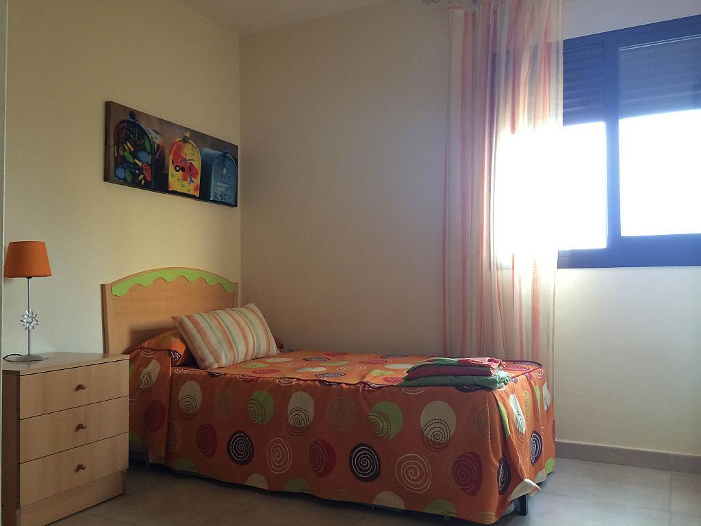 Dormitorio - Piso en alquiler en urbanización Villa Marina, Águilas - 203757457