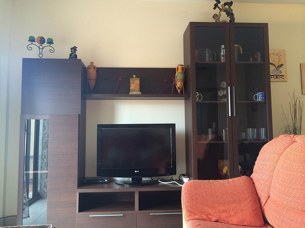 Comedor - Piso en alquiler en urbanización Villa Marina, Águilas - 203757459