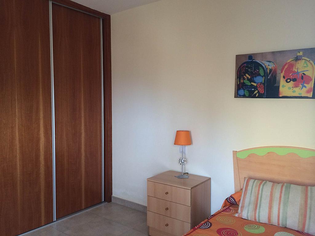 Dormitorio - Piso en alquiler en urbanización Villa Marina, Águilas - 203757461
