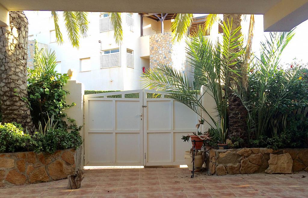 Porche - Casa adosada en alquiler en calle Principe de Asturias, Águilas - 190946132