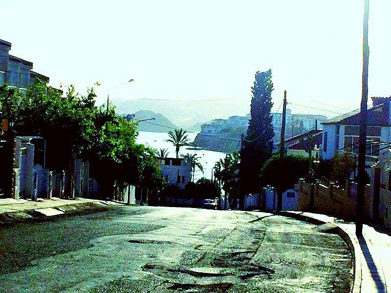Vistas - Casa adosada en alquiler en calle Principe de Asturias, Águilas - 260978731