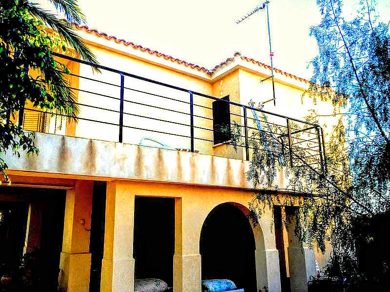 Fachada - Casa adosada en alquiler en calle Principe de Asturias, Águilas - 260978734