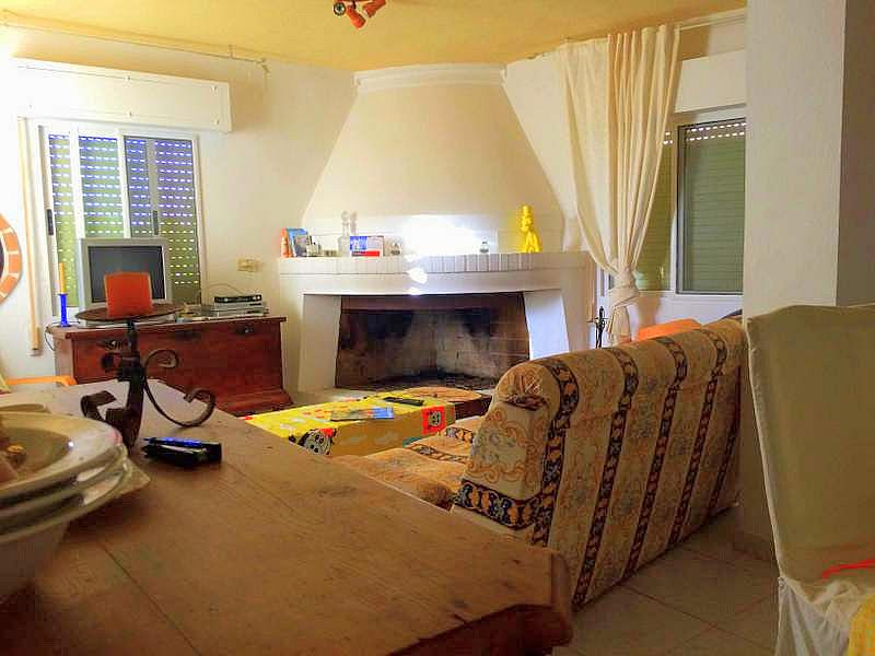 Comedor - Casa adosada en alquiler en calle Principe de Asturias, Águilas - 260978755