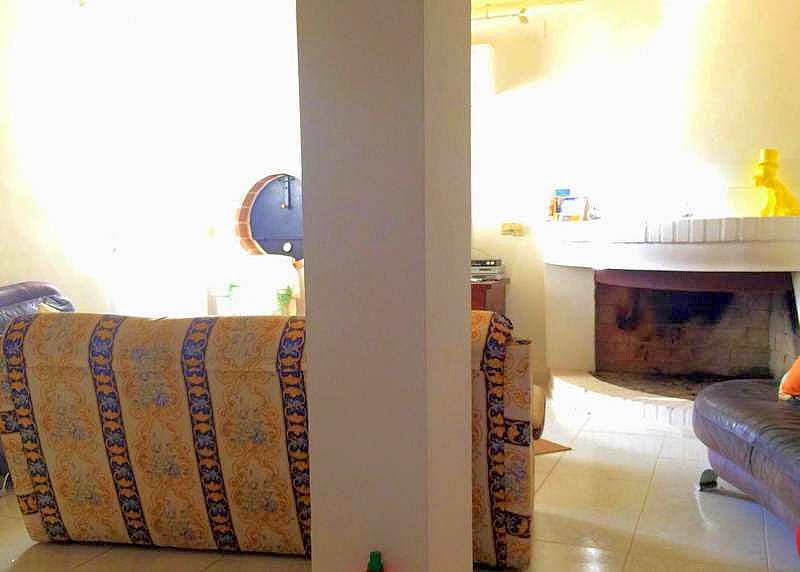 Comedor - Casa adosada en alquiler en calle Principe de Asturias, Águilas - 260978758